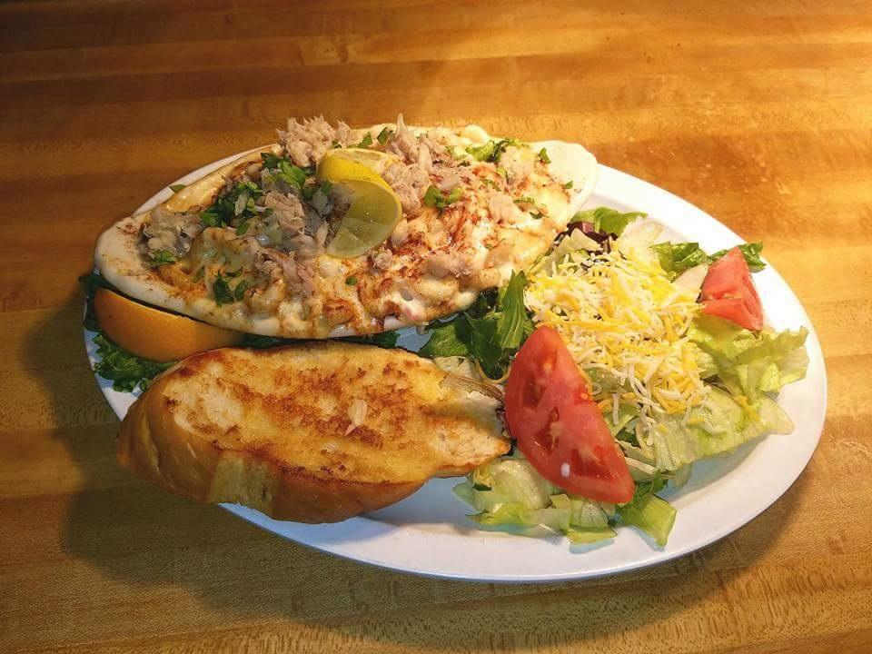 seafood macncheese